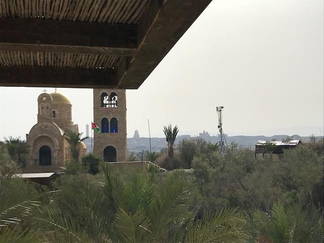 Kirchen in Jordanien